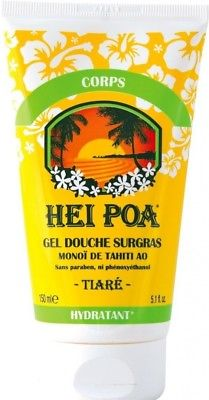 HEI POA SHOWER GEL MONOI TIARE 150ML