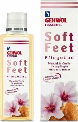 GEHWOL Fusskraft Baño Nutritivo Pies Suaves 200ml