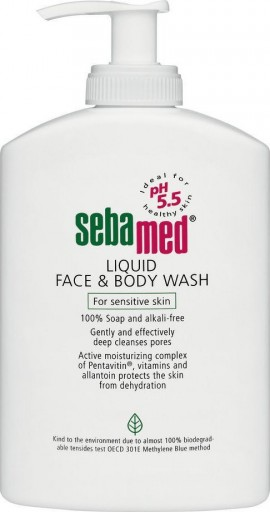 SEBAMED Liquid Face & Body Waschpumpe 300ml