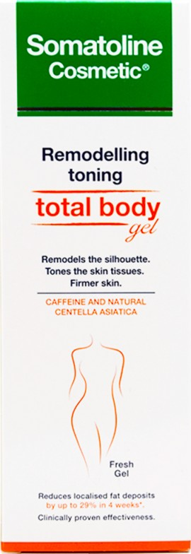 Somatoline Cosmetic Total Body Gel Remodelling & Toning 250ml