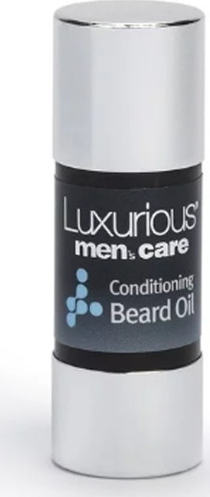 INTERMED LUXURIOUS Mens Care Beard Oil 15ml