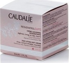 CAUDALIE Resveratrol Lift Face Lifting Soft Cream - 50ml