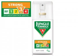 OMEGA PHARMA Jungle Formula Strong Soft Care 75ml