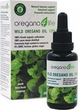 OREGANO 4LIFE Wild Oregano Oil 10% 30ml
