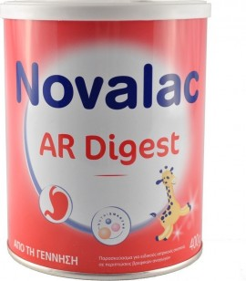 NOVALAC Milk Powder AR Digest 0m + 400gr