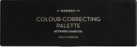 KORRES Activated Charcoal Colour-Correcting Pallet 11gr