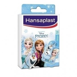 HANSAPLAST JUNIOR FROZEN 20 STRIPS