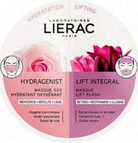 LIERAC Hydragenist & Lift Integral 2x6ml