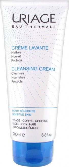 URIAGE Eau Thermale Cleansing Cream 200ml