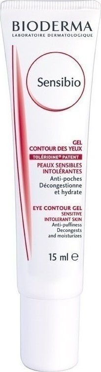 BIODERMA Sensibio Gel Contour Des Yeux / Eye Contour Gel 15ml