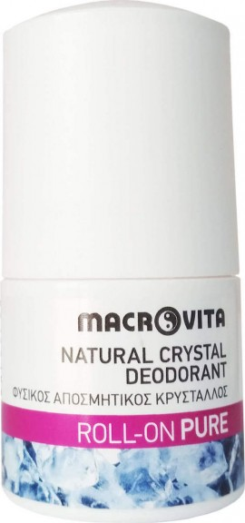 MACROVITA Crystal Pure Roll-On 50ml