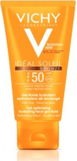 VICHY IDEAL SOLEIL BRONZE SPF 50 50ml