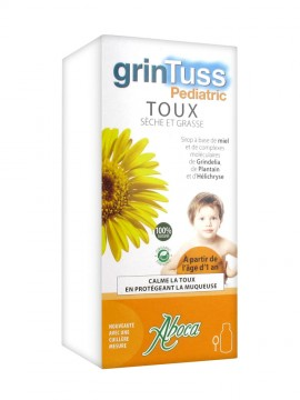 ABOCA Grintuss Pediatric Poliresin Syrup