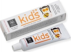 APIVITA Kids2 + Toothpaste Pomegranate 50ml