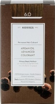 KORRES ARGAN OIL ADVANCED COLORANT  6.0