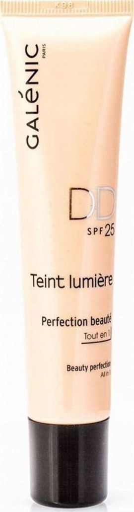 Galenic Lumiere Teint DD Creme Perfection Beaute Tout en 1 SPF25 40ml