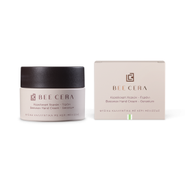 BEE CERA Hand Cream 50ml Beeswax Geran