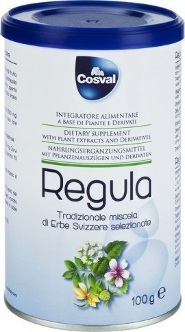 COSVAL Regula Laxing Powder 100gr