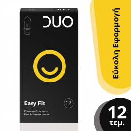 DUO - Easy Fit 12pcs