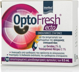 INTERMED OptoFresh Ecto Eye Drops 10 x 0.5ml