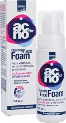 INTERMED Acnofix Cleansing Face Foam 150ml