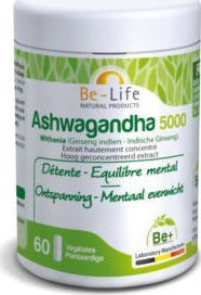 NATURALIA Be Life Ashwaganda 5000 60caps