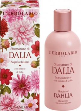 L Erbolario Shades Dahlia Shower Gel 250ml
