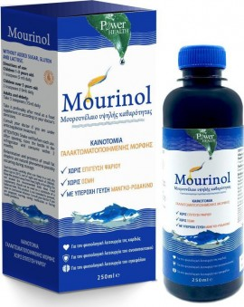 POWER HEALTH Mourinol Mango Melocotón 250ml