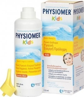 PHYSIOMER Kids Nasal Spray Age 2+ 115ml