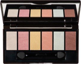 KORRES Volcanic Minerals_Eyeshadow Palette The Candy Nudes 6 gr