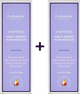 FOLTENE Shampoo Anti-Aging Hair Rescue 2 x 200ml