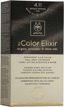 APIVITA My Color Elixir 4.11 Marrón brillante Sandre