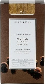 KORRES ARGAN OIL ADVANCED COLORANT 8.0