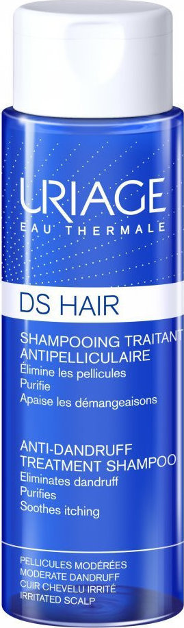Uriage D.S. Hair Anti-Dandruff Treatment Shampoo 200ml