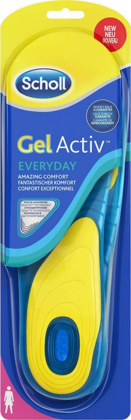 DR SCHOLL Gelactiv Everyday Women 1 par