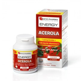 FORTE PHARMA Energy Acerola 60 Chewable Tablets