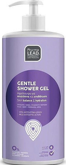 PHARMALEAD Gentle Shower Gel 1LT