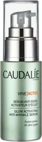 CAUDALIE Vinactiv Glow Activating Anti-wrinkle Serum 30ml
