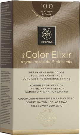APIVITA My Color Elixir 10.0 rubio