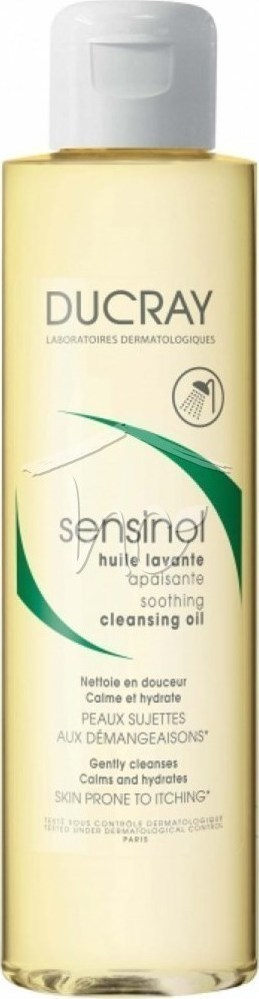 DUCRAY Sensinol Soothing Cleansing Oil 400ml