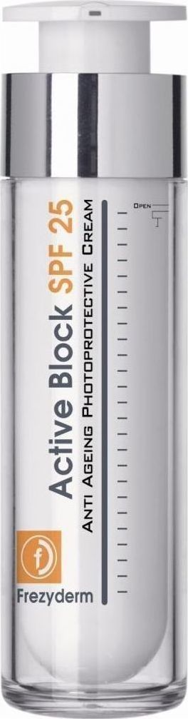 Frezyderm Active Block SPF25 50ml