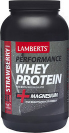 LAMBERTS WHEY PROTEIN STRAWBERRY 1000G