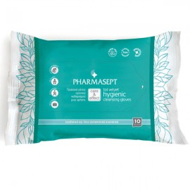 PHARMASEPT Hygienic Cleansing Gloves 10 Τμχ.