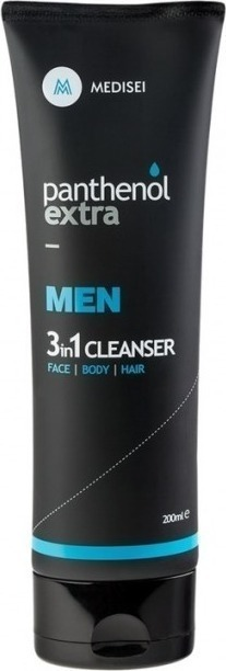 PANTHENOL EXTRA MEN 3 in 1 CLEANSER 200ml