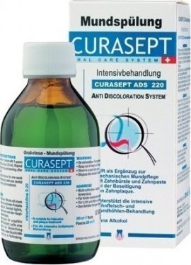 CURASEPT Ads 220 0,20% Chx 200ml