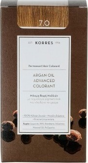 KORRES Argan Oil Advanced Colorant 7.0