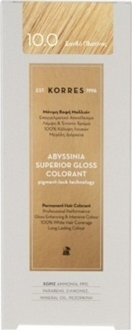 KORRES ABYSSINIA COLORANT 10.0