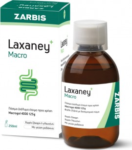 Zarbis Camoil Johnz Laxaney Macro Oral Macrogol Solution 250ml