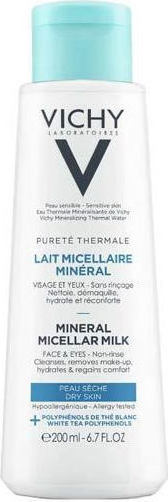 VICHY Purete Thermal Mineral Micellar Milk 200ml