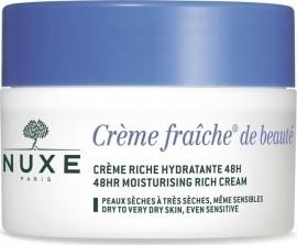 NUXE Creme Fraiche  Rich Pts 50ml